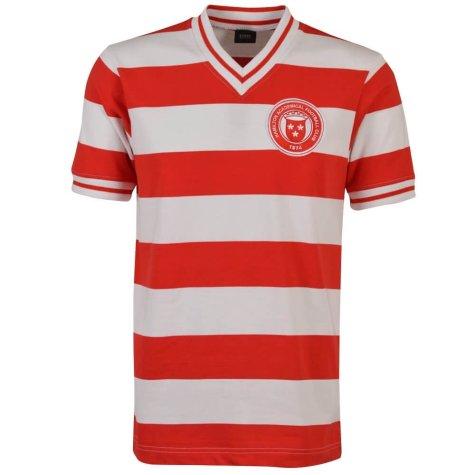 Hamilton Academical 1984-86 Retro Football Shirt