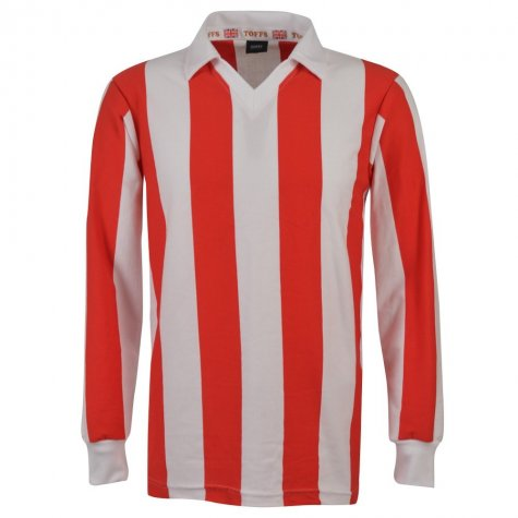 Hamilton Academical 1974 Retro Football Shirt