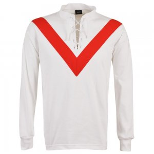 Airdrieonians 1920s Retro Football Shirt