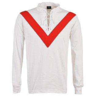 Airdrieonians 1920s Retro Football Shirt