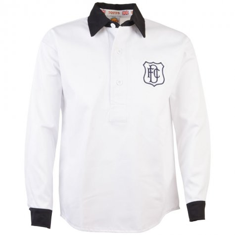 Dundee 1960s Away Retro Football Shirt