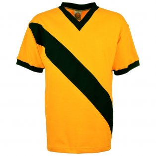Ecuador 1974 Retro Football Shirt