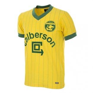 FC Nantes COPA 1982 - 83 Retro Football Shirt