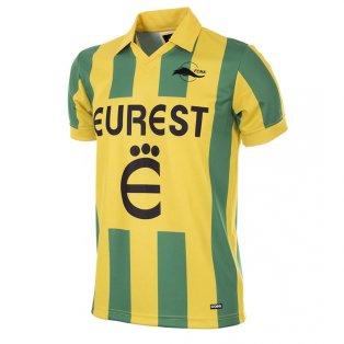 FC Nantes 1994 - 95 Retro Football Shirt