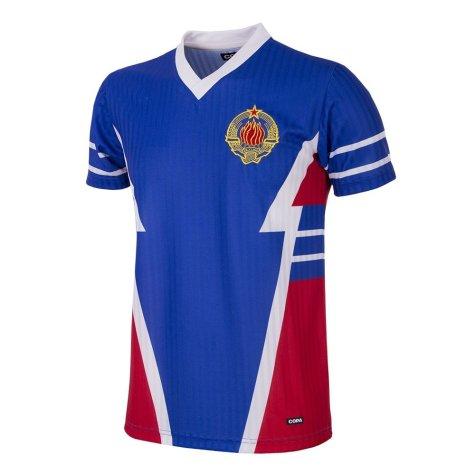 Yugoslavia 1990 Retro Football Shirt