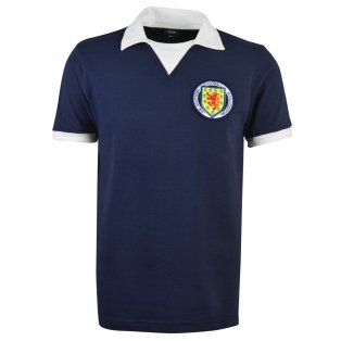 Scotland 1974 World Cup Retro Football Shirt