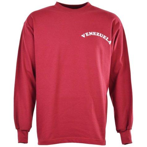 Venezuela 1970s Retro Football Shirt