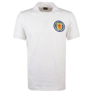 Scotland 1974 Away World Cup Retro Football Shirt