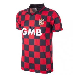 Fulham FC 1996 - 97 Away Retro Football Shirt
