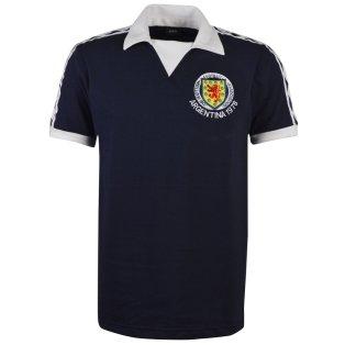 Scotland 1978 World Cup Retro Football Shirt