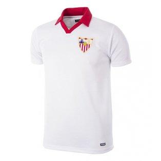 Sevilla FC 1980 - 81 Retro Football Shirt