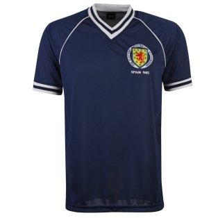Scotland 1982 World Cup Retro Football Shirt
