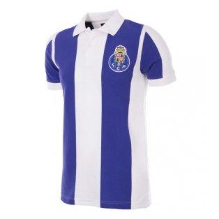 FC Porto 1951 - 52 Retro Football Shirt