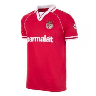 SL Benfica 1994 - 95 Retro Football Shirt