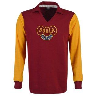 Dukla Prague 1957 Retro Football Shirt