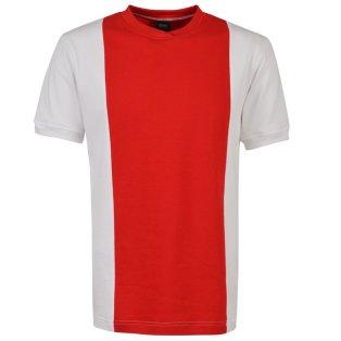 Ajax 1970-73 No. 14 Short Sleeve Retro Football Shirt