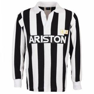 Juventus 1985-1989 Home Retro Football Shirt