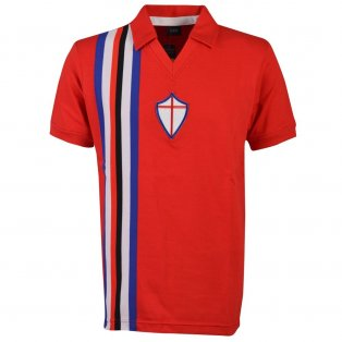 Sampdoria 1982 Away 3rd Retro Football Shirt