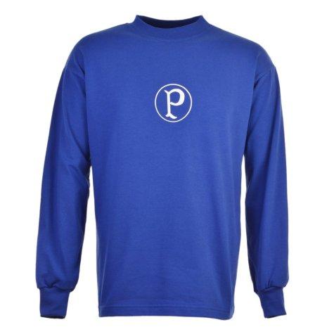 Palmeiras 1960s Retro Football Shirt