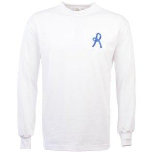 Vicenza 1960s Away White Retro Football Shirt