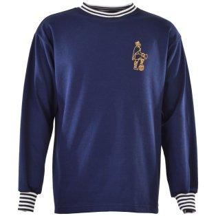 Viking FK Stavanger 1960s Retro Football Shirt
