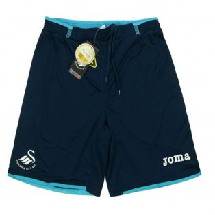 2016-17 Swansea Joma Away Football Shorts
