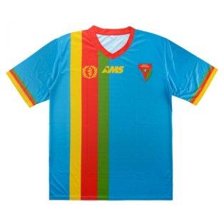 2016-19 Eritrea Away Shirt