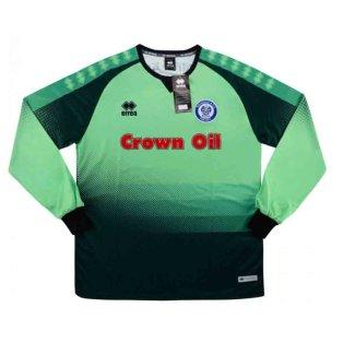 2018-2019 Rochdale Errea Third Goalkeeper Shirt
