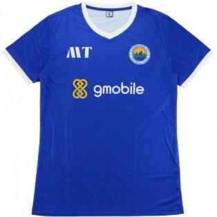 2018 Ulaanbaatar City Home Football Shirt
