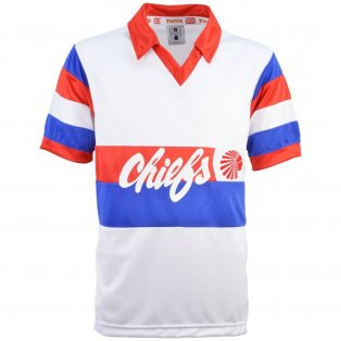 Atlanta Chiefs 1980-81 Home Retro Football Shirt