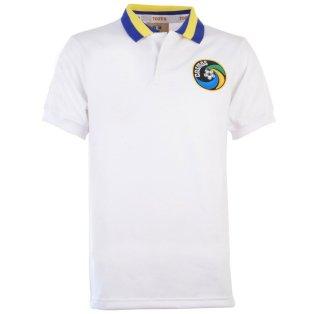 New York Cosmos 1980 White Shirt
