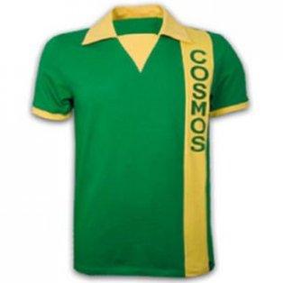 New York Cosmos Retro Football Shirt