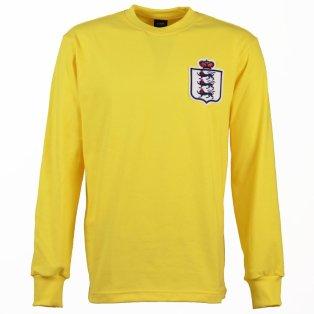 England Retro Goalkeeper Shirt