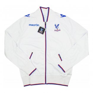 2015-16 Crystal Palace Macron Anthem Jacket (White)