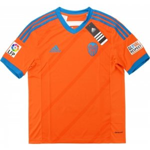 2015-16 Valencia Adidas Away Football Shirt (Kids)