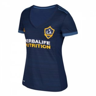 2018 LA Galaxy Adidas Away Women Shirt