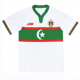 2016-18 Western Sahara Away Shirt