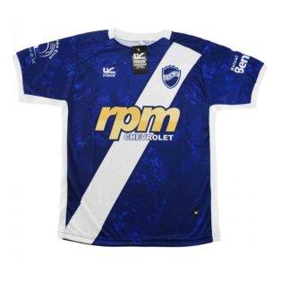 2019 Club Sportivo Ben Hur Home Football Shirt