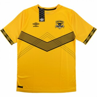 2018-2019 Black Leopards Umbro Home Football Shirt