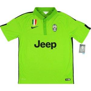 2014-15 Juventus Nike Third Football Shirt