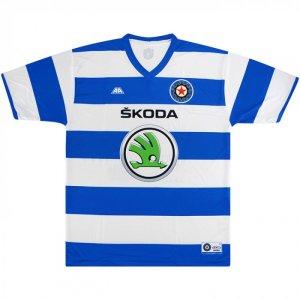 2018-2019 FK Borac Cacak Away Football Shirt