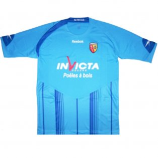 2009-2010 Lens Away Shirt (Blue)