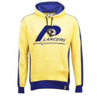 NASL: Rochester Lancers Hoodie - Yellow/Royal