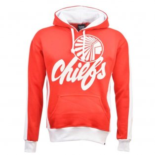 NASL: Atlanta Chiefs Hoodie - Red/White