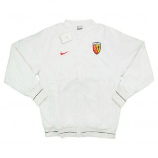 2008-2009 Lens Nike Presentation Jacket (White)