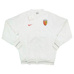 2008-2009 Lens Nike Presentation Jacket (White)