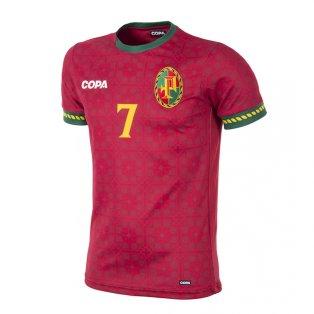 Portugal Football Shirt