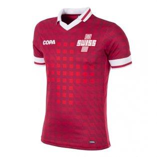 Switzerland Football Shirt