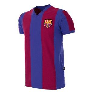FC Barcelona 1976 - 77 Retro Football Shirt