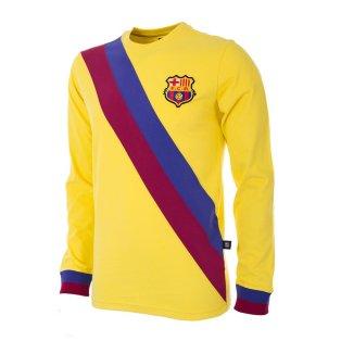 FC Barcelona Away 1974 - 75 Retro Football Shirt